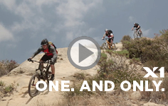 SRAM X1 - One. And Only.