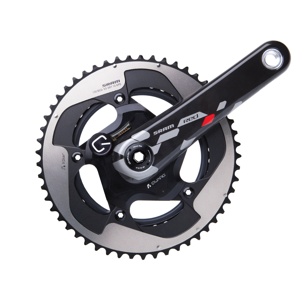 Quarq Power Meter : Sram red quarq power meter