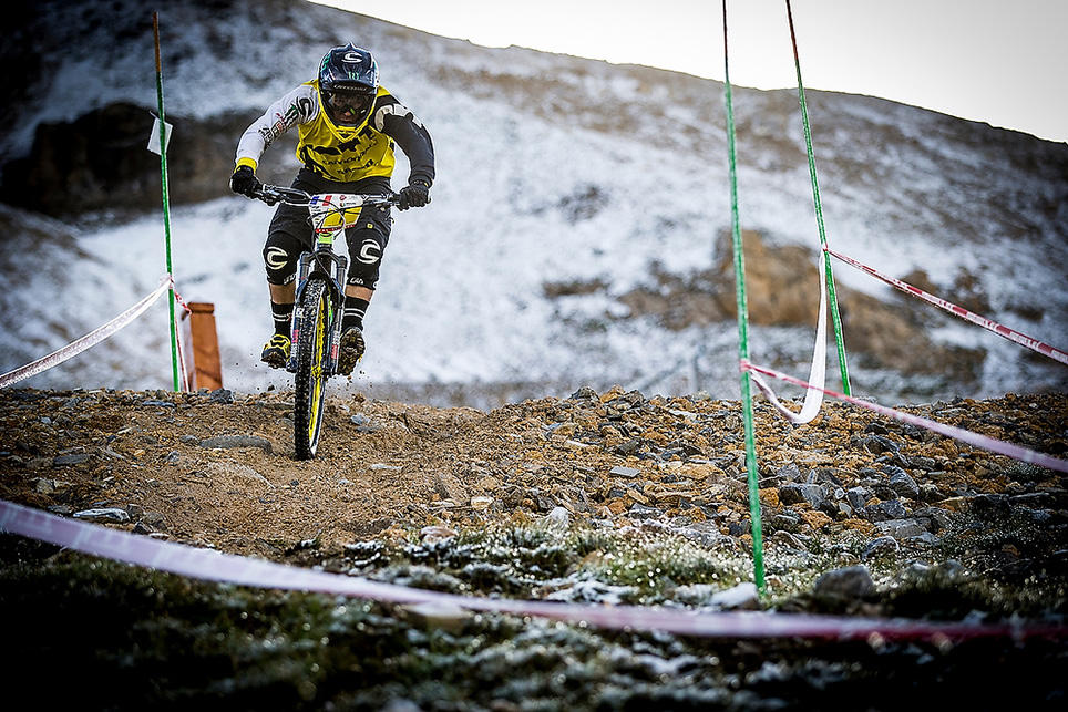 JEROME CLEMENTZ CLINCHES THE FIRST EVER ENDURO WORLD SERIES CHAMPIONSHIP TITLE