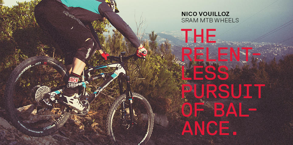 Nicolas Vouilloz – The relentless pursuit of balance