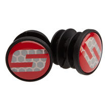 Handlebar End Plugs, Qty 2