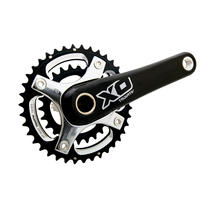 Silver Truvativ X0 10-Speed Crankset
