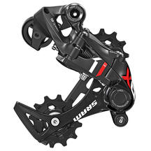 SRAM X01 DH 10-Speed X-HORIZON™ Rear Derailleur - Red